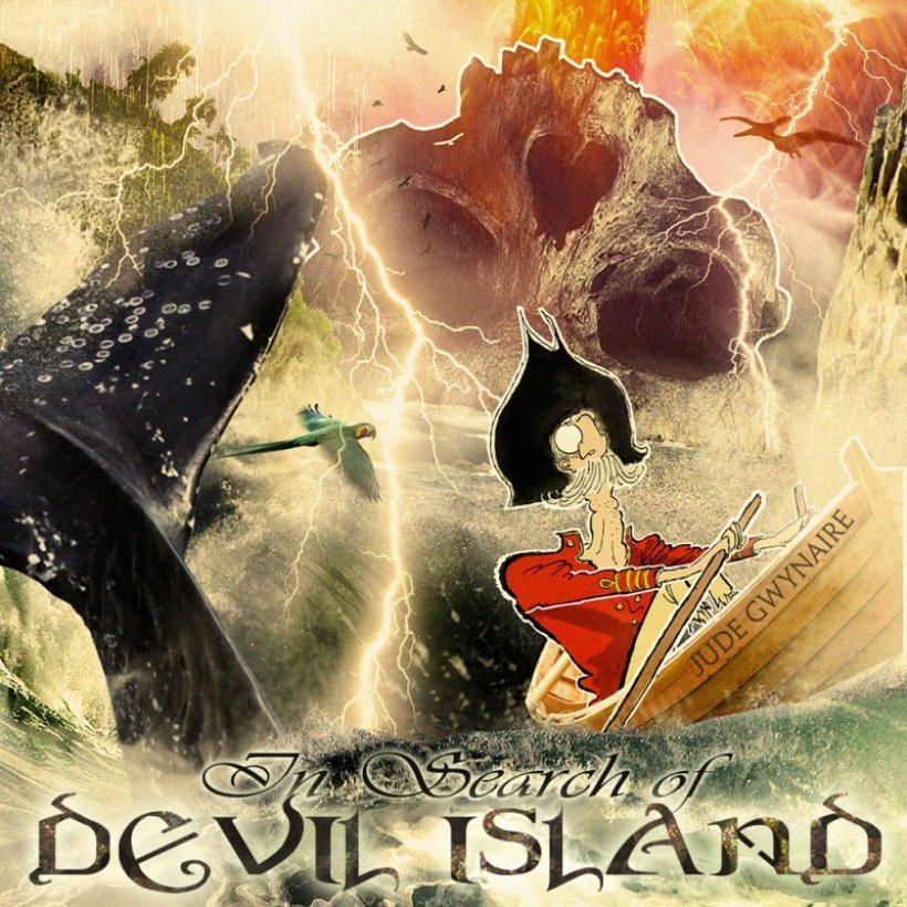 Buy In Search of Devil Island